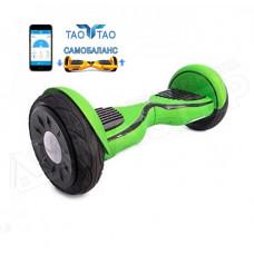 Гироскутер зеленый матовый Smart Balance GALANT PRO 10.5 дюймов New Premium +Самобаланс