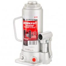 Домкрат гидравлический бутылочный 10 т 230–460 мм MATRIX MASTER 50725