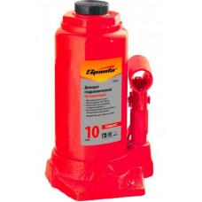 Домкрат гидравлический бутылочный 10 т 190-370 мм SPARTA Compact 50335