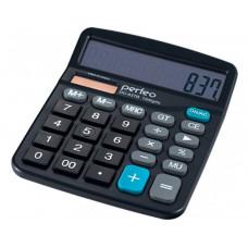 Калькулятор бухгалтерский 12-разрядный GT черный Perfeo SDC-837B