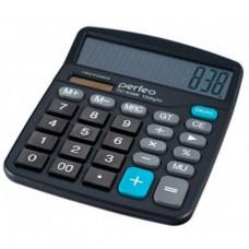 Калькулятор бухгалтерский 12-разрядный GT черный Perfeo SDC-838B