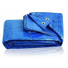 Тент многофункциональный синий 2х3м 80г/м2