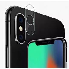 Защитное стекло для камеры Apple iPhone X