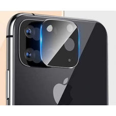 Защитное стекло синее для камеры Apple IPhone 11 Pro/11 ProMax