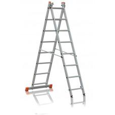Лестница трехсекционная Эйфель Премьер 3х8