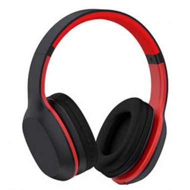 Bluetooth-наушники черно-красные Celebrat A18