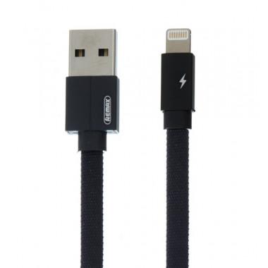 USB дата-кабель 1 м черный для iPhone Remax RC-094i