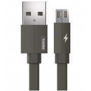 USB дата-кабель 1 м черный microUSB Remax RC-094m
