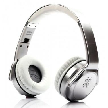 Bluetooth-наушники белые 2в1 SODO W10 MH3
