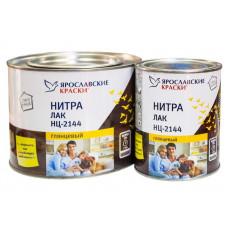 Лак НЦ-2144 глянцевый 0.7 кг Ярославские краски 15565