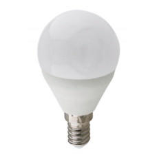 Лампа LED 10 Вт G45 220 В E14 2700 K шар Ecola Premium K4QW10ELC