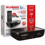 Приставка эфирная  Lumax DV-1115HD