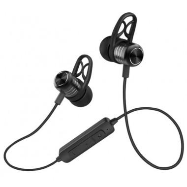 Bluetooth-наушники спортивные черные Hoco Sports Earphone ES14