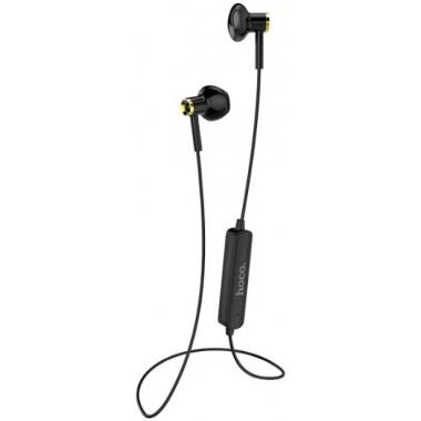 Bluetooth-наушники спортивные черные Hoco Sports Earphone ES21