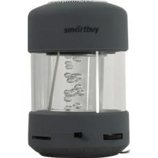 Колонка портативная серая 2.2 Вт FM-радио MP3-плеер Smartbuy SBS-1010