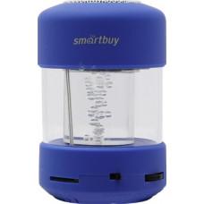 Колонка портативная синяя 2.2 Вт FM-радио MP3-плеер Smartbuy SBS-1030