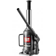 Домкрат гидравлический бутылочный 12 т 210-400 мм MIRAX 43260-12
