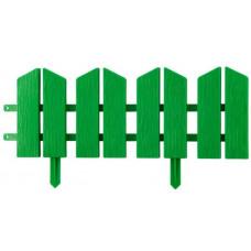 Бордюр декоративный 16х300 см зеленый GRINDA Летний Сад 422225-G