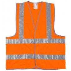 Жилет сигнальный оранжевый размер XL (50-52) STAYER Master 11621-50