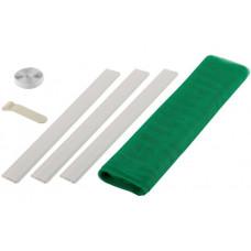 Сетка противомоскитная для двери ПЭТ зеленая 1.0 х 2.2 м STAYER Comfort 12502-10-22