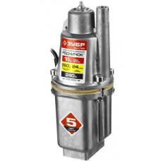 Насос вибрационный погружной для чистой воды 240 Вт 24 л/мин ЗУБР Родничок НПВ-240-16