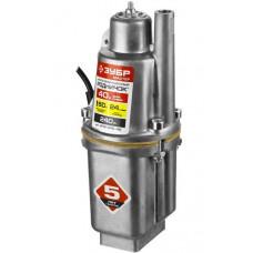 Насос вибрационный погружной для чистой воды 240 Вт 24 л/мин ЗУБР Родничок НПВ-240-40