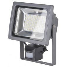 Прожектор с датчиком LED 30 Вт 6500 K IP44 Elektrostandard 003 FL a034653