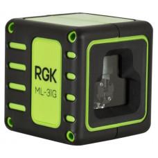 Построитель плоскостей лазерный RGK ML-31G