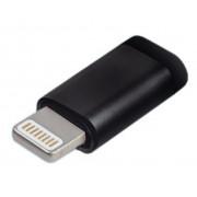 Переходник Micro-USB - Apple 8pin (Lightning) ROBITON P13 15347