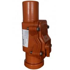 Клапан обратный Ф-50 мм канализационный наружный Pestan 10202500