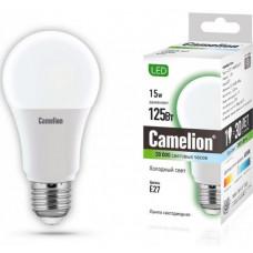 Лампа LED 15 Вт A60/845 Е27 220 В Camelion 12186