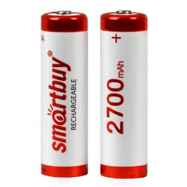 Аккумулятор NiMh AA/2BL 2700 mAh Smartbuy SBBR-2A02BL2700