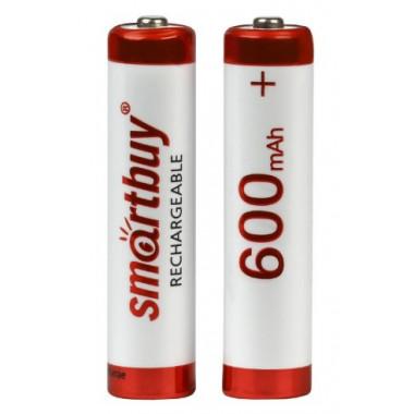 Аккумулятор NiMh AAA/2BL 600 mAh Smartbuy SBBR-3A02BL600
