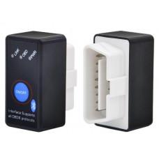 Адаптер диагностический OBD2 ELM327 Bluetooth Mini On/Off 1.5 XTY14506