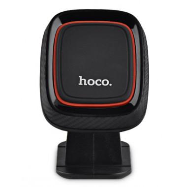 Автодержатель черный для телефона HOCO CA24