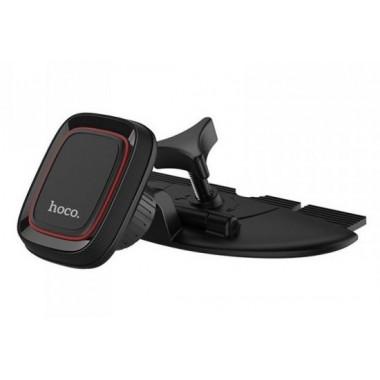 Автодержатель черный для телефона HOCO CA25