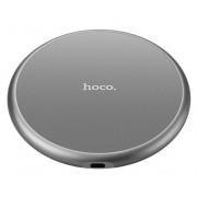 Зарядка беспроводная черная для телефона HOCO CW3A
