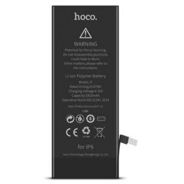 АКБ аккумуляторная батарея 1810 mAh для iPhone 6 HOCO J7