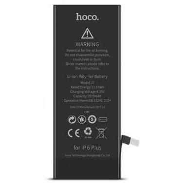 АКБ аккумуляторная батарея 2915 mAh для iPhone 6 Plus HOCO J7