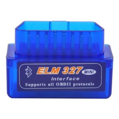 Адаптер диагностический OBD2 Super Mini Bluetooth 2.1 XTY14046