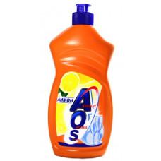 Средство для посуды 500 мл Нэфис AOS Лимон 16711