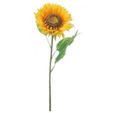 Цветы искуственные 130 см Одинокий Подсолнух CON986