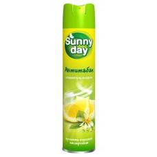 Освежитель воздуха 300 мл Sunny Day OWK Антитабак Ас060591