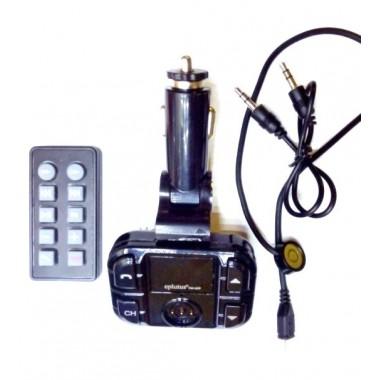 FM-модулятор автомобильный с Bluetooth Eplutus FM-629