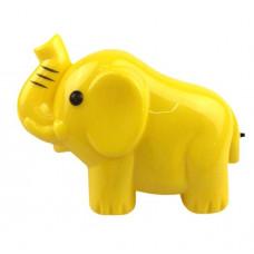 Ночник желтый Camelion Слон NL-191 12907