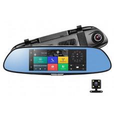 Видеорегистратор автомобильный с Android Navitel и 3-мя камерами 8' Eplutus D83