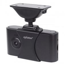 Видеорегистратор автомобильный Full HD c GPS Eplutus DVR-GS950
