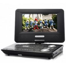 DVD плеер портативный с цифровым тюнером экран 7' Eplutus EP-7098T