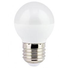 Лампа LED 7 W G45 E27 4000 K шар 82х45 мм Ecola K7GV70ELC