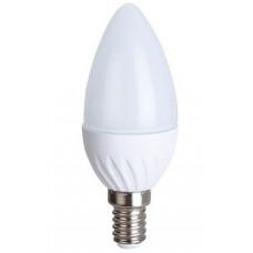 Лампа LED candle 5.0 W E14 2700 K свеча 100х37 мм Ecola LIGHT C4TW50ELC